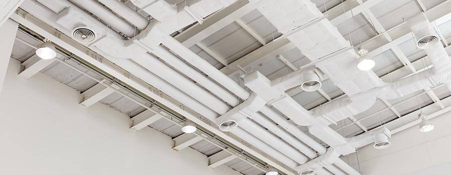 modernen Klimatechnik sorgen wir in Ihrem Gebäude für die richtige Temperatur und Luftfeuchtigkeit
